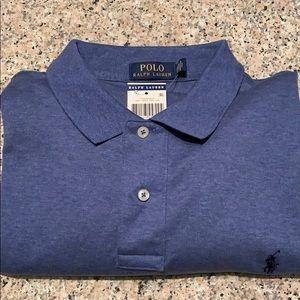 Short Sleeve Polo RL 2 Button Polo